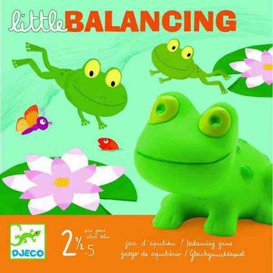 Djeco Gra Zręcznościowa Balansujące Żabki
