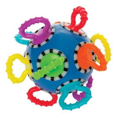 Manhattan Toy - Gryzak Piłka Click Clack