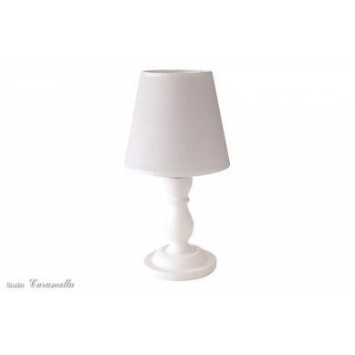 Caramella - Lampeczka Szaro-błękitna