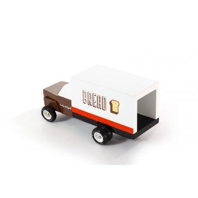 Candylab - Drewniany Samochód Bread Truck