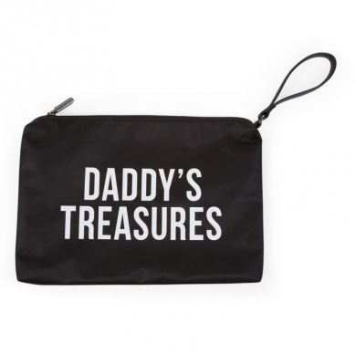 Childhome - Torebka Saszetka Daddy's Treasures Czarna
