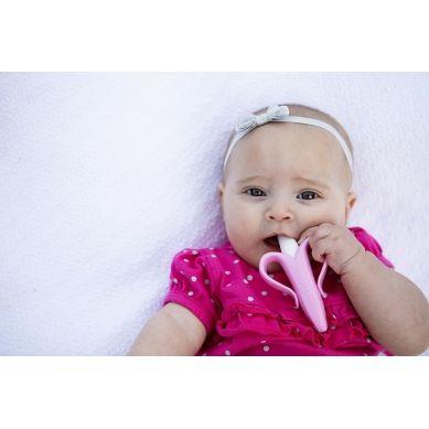 Baby Banana - Szczoteczka Treningowa Pink