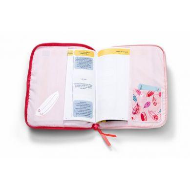 Lilliputiens - Okładka na Książeczkę Zdrowia Jednorożec Louise