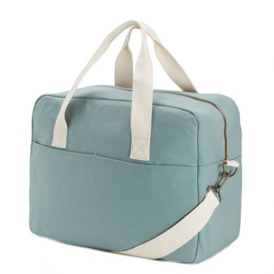 My Bag's - Torba Maternity Bag Happy Family Aquamarine