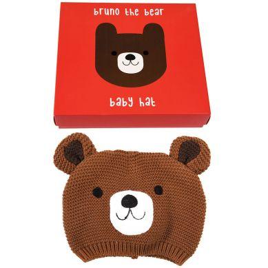 Rex - Czapeczka dla Niemowląt Bruno the Bear
