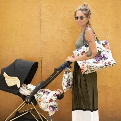 La Millou - Organizer do Wózka Premium Feeria by Małgorzata Rozenek Lady Peony
