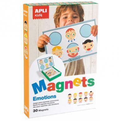 Apli Kids - Magnetyczna Układanka Emocje