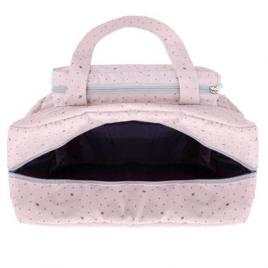 My Bag's - Torba Maternity Bag Leaf Pink