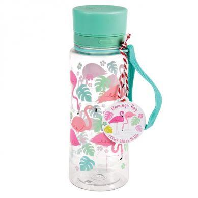 Rex - Butelka na Wodę Flamingo