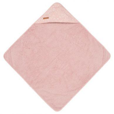 Little Dutch - Bawełniany Ręcznik Wild Flowers Pink