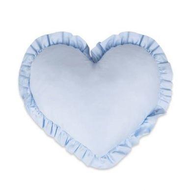 Bonbonkids - Poduszka w Kształcie Serca Niebieska