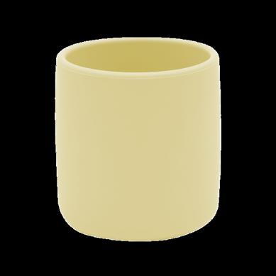 Minikoioi - Kubeczek Silikonowy Żółty