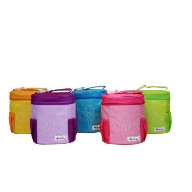 ZoLi - Termotorba Lunchbox Nomnom Fioletowa
