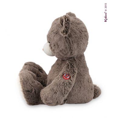 Kaloo - Przytulanka Kolekcja Rouge Miś Czekoladowy Brąz Duża 38 cm
