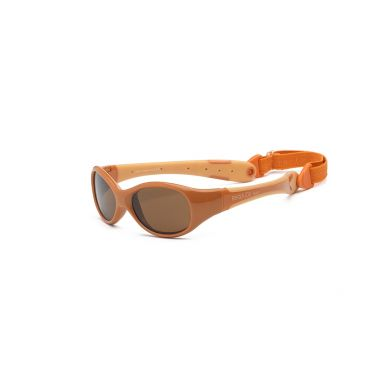 Real Kids - Okularki dla Dzieci Explorer Polarized Brown and Orange 0+