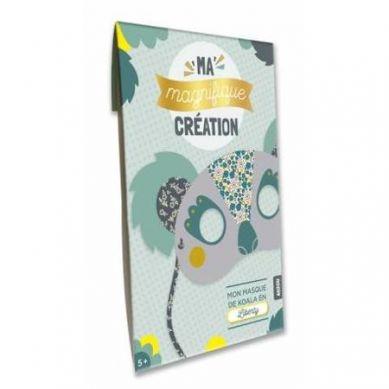 Auzou - Maska Kreatywna Koala 5+