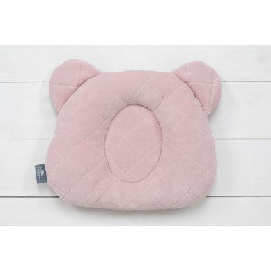 Sleepee - Poduszka z Wgłębieniem na Główkę Royal Baby Pink