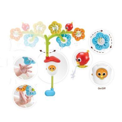 Yookidoo - Karuzela Sensoryczna Kwiatki