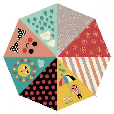 Vilac - Parasolka Drewniana dla Dzieci Kot by Ingela P. Arrhenius
