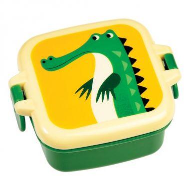 Rex - Pudełeczko na Przekąski Crocodile