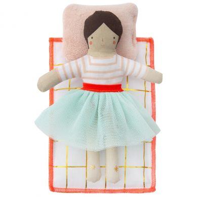 Meri Meri - Lalka Lila Mini w Walizce 3+