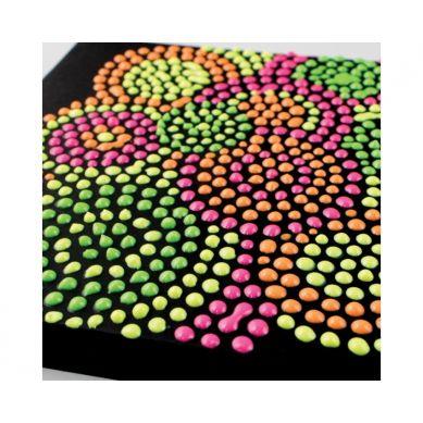 Ooly - Farby Kropkowe Neonowe 6+