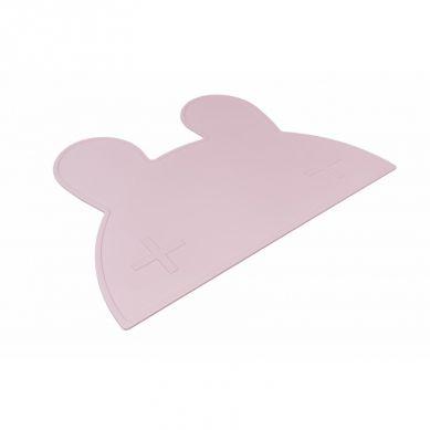 We Might Be Tiny -Silikonowa Podkładka Króliczek Powder Pink