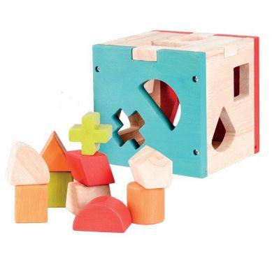 Egmont Toys - Sorter drewniany
