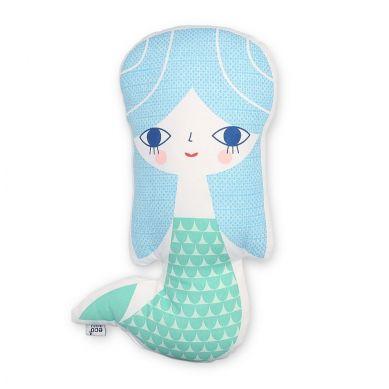 Petit Monkey - Poduszka do Przytulania Mermaid