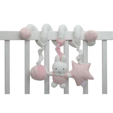 Tiamo - SPiralka dla Niemowląt Miffy Knited Różowa
