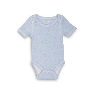 Juddlies - Body Blue Fleck 6-12m