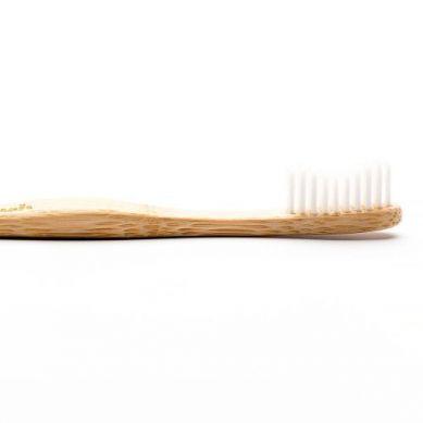 Humble Brush - Bambusowa Szczoteczka do Zębów dla Dorosłych Medium Biała