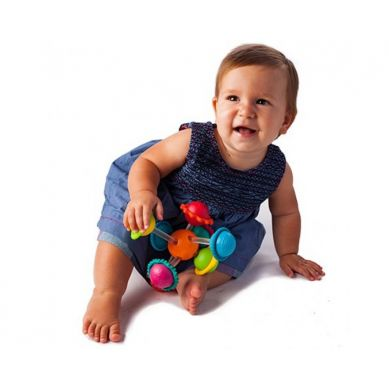 Fat Brain Toys - Zabawka Sensoryczna Przygoda