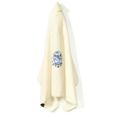 La Millou - Ręcznik Kąpielowy Bamboo Kid Cream Barber Sailor