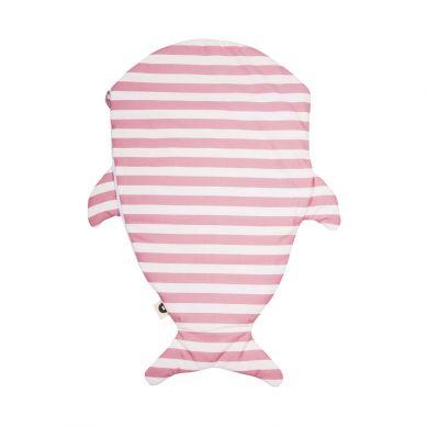 Baby Bites - Śpiworek Letni Sailor Pink 0-3 m