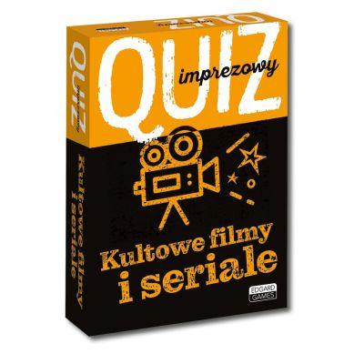Edgard Games - Quiz Imprezowy Kultowe Filmy i Seriale 12+