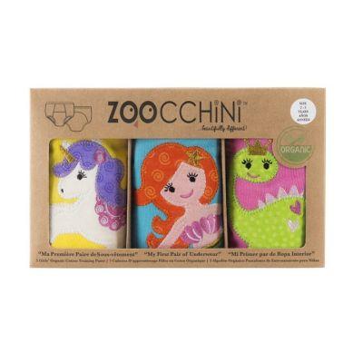 Zoocchini - Majtki Treningowe Girl 3-4 lata Fairy