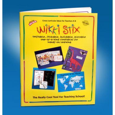 Wikki Stix - Book Resource Manual 3+