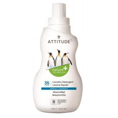Attitude - Płyn do Prania Kwiaty Polne Wildflowers 35 prań 1050 ml