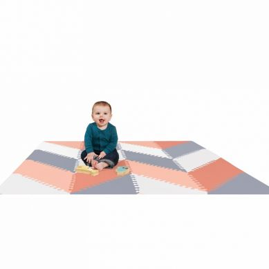Skip Hop - Mata Playspot Grey-Peach GEO