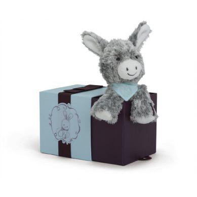 Kaloo - Przytulanka Osiołek Popielaty w Pudełku Kolekcja Les Amis 19cm