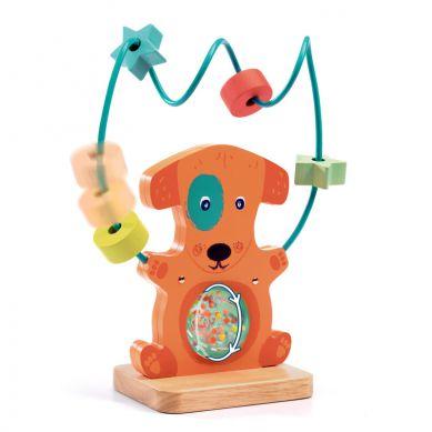 Djeco - Zabawka Edukacyjna Chokko z Dźwiękiem