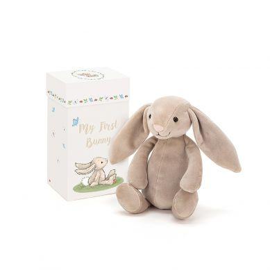 Jellycat - Przytulanka w Pudełeczku My First Bunny 19cm