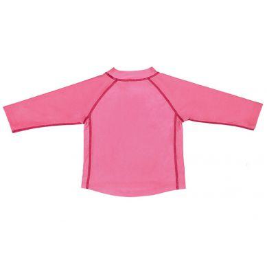 Lassig - Koszulka z Długim Rękawem do Pływania Light Pink UV 50+ 0-6m