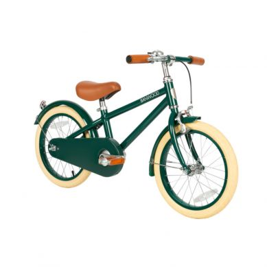 Banwood - Classic Rowerek Dark Green 4+