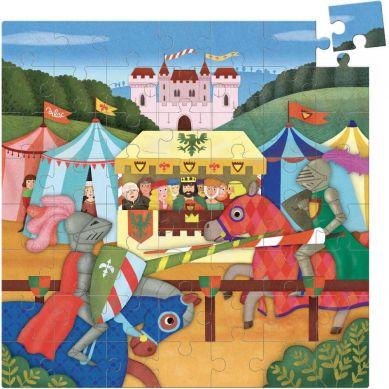 Vilac - Puzzle dla Dzieci Średniowiecze 56 el.4+