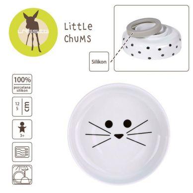 Lassig - Miseczka z Porcelany Little Chums Kot