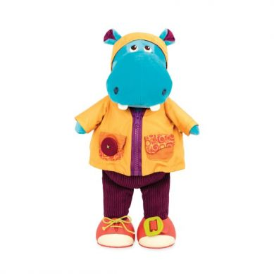B. Toys - Chichotek z Suwakiem Hipcio