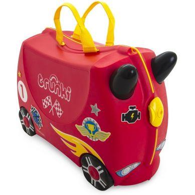 Trunki - Walizka na Kółkach Samochód Wyścigowy Rocco