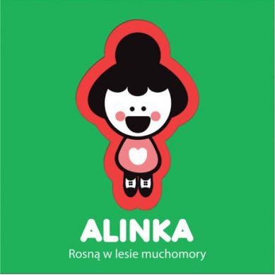 Wydawnictwo Tashka - Alinka. Rosną w Lesie Muchomory